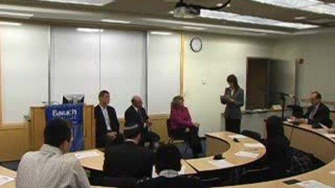 Thumbnail for entry JobSmart Career Hour (2011): CFO Panel