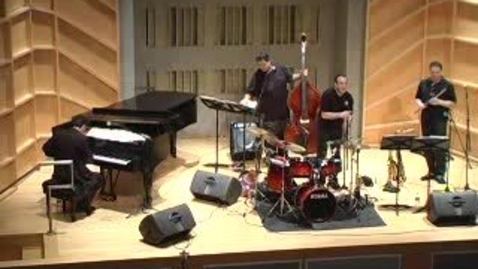 Thumbnail for entry Milt Hinton Jazz Perspectives Concert: Bobby Sanabria & Quarteto Ache': Masters of Afro-Cuban Jazz