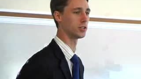 Thumbnail for entry Career Week (2009): Consulting Panel