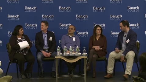 Thumbnail for entry Defining Tomorrow: Lessons in Disruption. Panel 1: Uncovering Unmet Consumer Needs