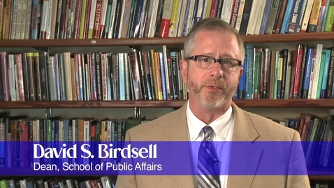 Thumbnail for entry Presidential Election Campaign Talk by David Birdsell (Part 2 of 2)