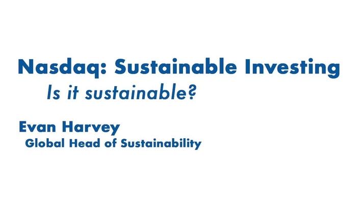 Has ESG Gone Mainstream?