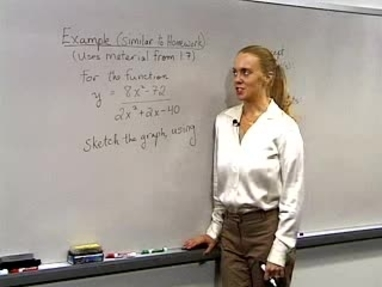 Chapter 3 4: Limits at Infinity, Infinite Limits and