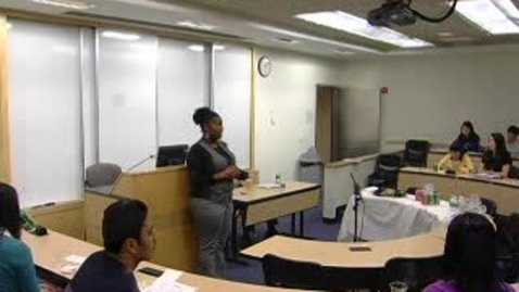 Thumbnail for entry JobSmart Career Hour (2008): International Students: Tips for Navigating Sponsorship