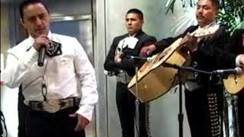 Thumbnail for entry Hispanic Heritage Month Opening Ceremony: Mariachis Estrellas de America