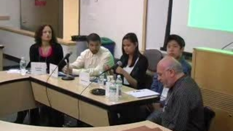 Thumbnail for entry Student Research and the General Education Experience: A Panel Discussion