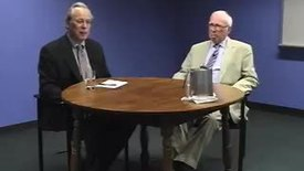Thumbnail for entry Ambassador Felix Rohatyn and Professor Dall Forsyth Discuss the 1975 New York City  Fiscal Crisis