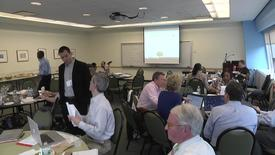 3rd Annual Faculty Development Workshop : From entrepreneurship students to student entrepreneurs. Day 1
