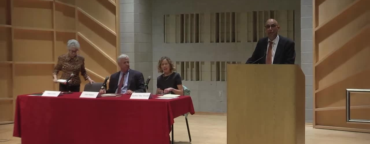 The 8th Annual Berkin-Friedman Forum: Higher Education at the Crossroads