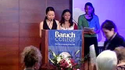 Thumbnail for entry SEEK Scholarship Awards Ceremony