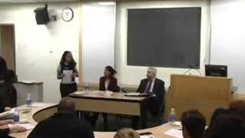 Thumbnail for entry JobSmart Career Hour (2008): Networking to Get Internships & Jobs - Effective Small Talk & Working A Room
