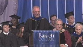 Baruch College 47th Commencement Address by Thomas P. DiNapoli, New York State Comptroller