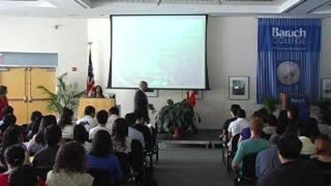 Thumbnail for entry Senior Start-up Program: Ivo E. Philbert on Job Search Strategies