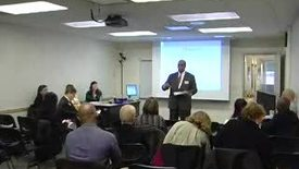 Thumbnail for entry Train the Trainers: NYS & NYC Government Contracting Workshop for SBDC Advisors (Part 1)