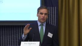 Fair & Level Playing Fields: A Good Regulatory Goal? Financial Markets Conference 2015 (Part 2 of 3)