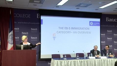 Thumbnail for entry EB-5 Investments with USCIS IPO 2017. Part 6 of 6