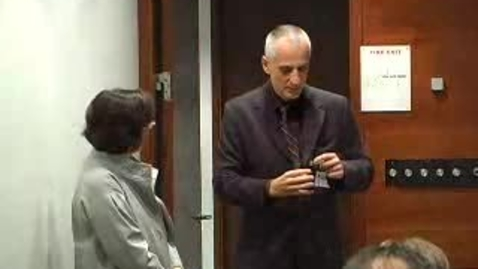 Thumbnail for entry Career Week (2008): CIS Panel