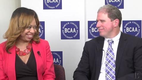 Thumbnail for entry Baruch College Alumni Association : Alumni Spotlight. John Butler