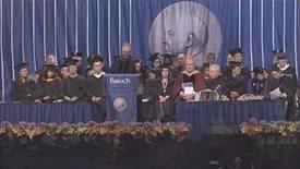 Baruch College 47th Commencement Salutatorian Address by Corey Trippiedi