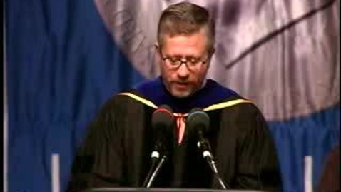 Thumbnail for entry Baruch College Commencement (2007, Afternoon Session): Degree Award, School of Public Affairs