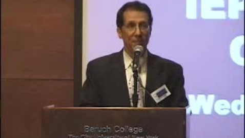 Thumbnail for entry International Executive Programs Graduation Reception 2009