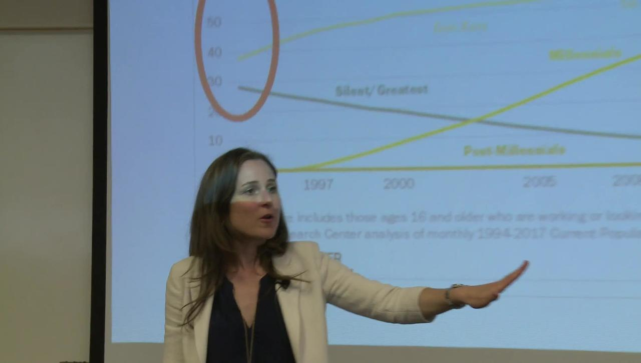 Lindsey Pollak : The Remix: How to Lead and Succeed in the Multigenerational Workplace