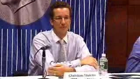 Thumbnail for entry Career Week (2005): Management Panel
