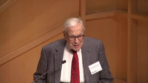 Thumbnail for entry The whole truth and economic efficiency : a lecture by Nobel Prize-winning economist Kenneth Arrow