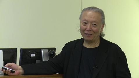 Thumbnail for entry Guest Speaker : Naoto Nakagawa