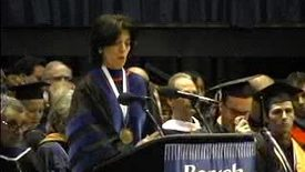 Thumbnail for entry Baruch College Commencement (2005): William Aldinger