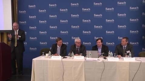 Thumbnail for entry Equity trading round-up : proposals for strengthening the markets. Panel 4