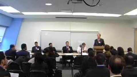 Thumbnail for entry Career Week (2008): Consulting Panel