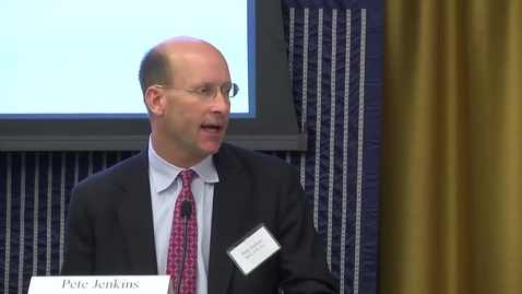 Thumbnail for entry The Buyside Responds. Financial Markets Conference 2015 (Part 3 of 3)