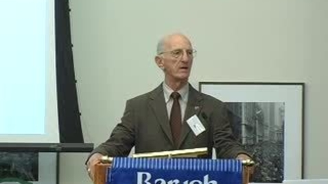 Thumbnail for entry Executives On Campus (2007): Mentoring Opening Event
