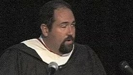 Thumbnail for entry Ed Cardoza Gives the Address at the Baruch College 2007 Convocation Ceremony