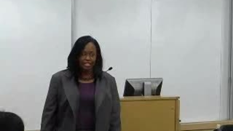 Thumbnail for entry JobSmart Career Hour (2010): Accounting and Risk Management at Ernst & Young
