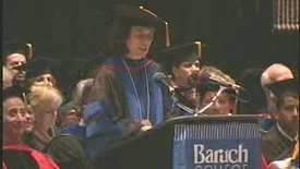 Thumbnail for entry Baruch College Commencement (2006): Alexander String Quartet