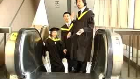 Thumbnail for entry Baruch College Commencement (2007): A Memorable Day