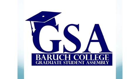 Thumbnail for entry Graduate Student Association (GSA)