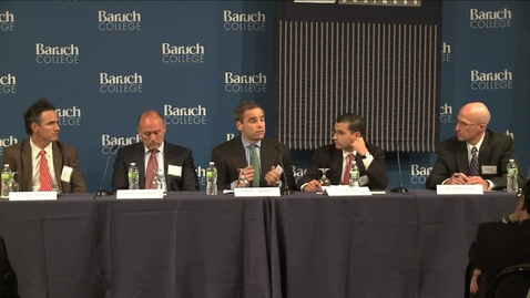 Thumbnail for entry Financial Markets Conferences: Rapidly Changing Securities Markets, Who Are the Initiators? (Part 2 of 4)