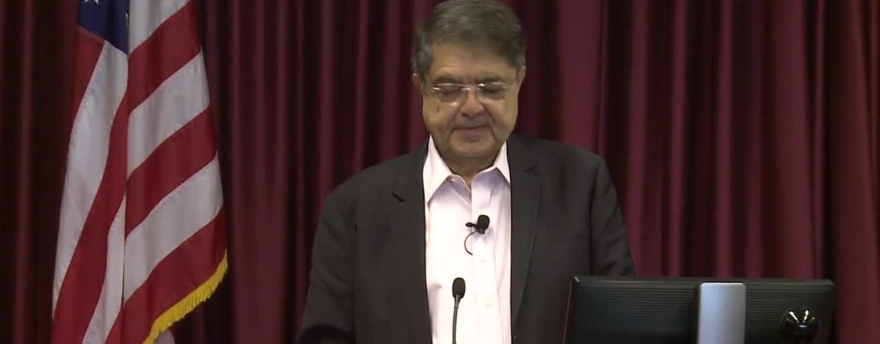 Paul A. Feit Memorial Lecture: lecture and conversation with writer and former Vice President of Nicaragua Sergio Ramírez
