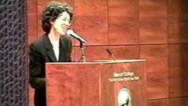 Writer-In-Residence: Lorrie Moore