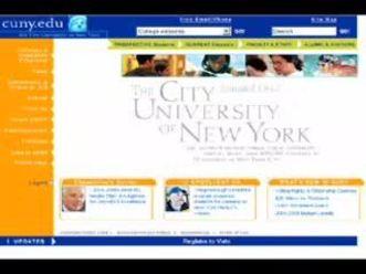 Accessing the CUNY Portal - Baruch College DML: Digital