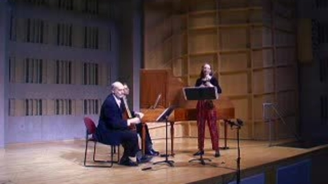 """Thumbnail for entry Repast Baroque Ensemble Presents """"Bach and Before"""""""