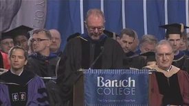 Thumbnail for entry Baruch College 47th Commencement Address by Christine Quinn, New York City Council Speaker