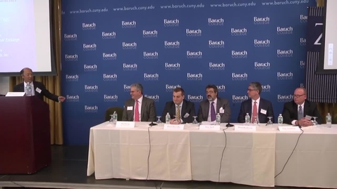 Thumbnail for entry Equity trading round-up : proposals for strengthening the markets. Panel 3