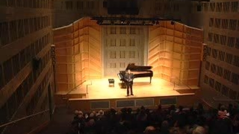 Thumbnail for entry Silberman Concert Series Presents David Jalbert, Solo Piano