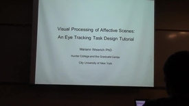 Visual Processing of Affective Scenes: An Eye Tracking Task Tutorial