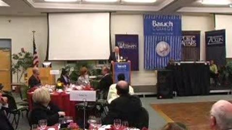 Thumbnail for entry Alumni Reunion (2009-10-17): Alumni Dinner and Awards
