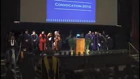 Thumbnail for entry Baruch College Convocation (2010)